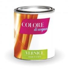 Colore di aqua Bezbojni lak sjaj za drvo na vodenoj bazi 0,65 litara
