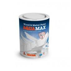 Aquamax wood saten bela boja za drvo na vodenoj bazi 0,65 litara