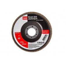 Brusni disk šmirgla aluminijum granulacija 40