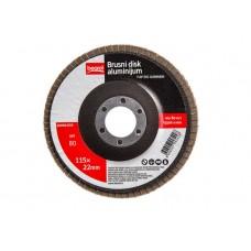 Brusni disk šmirgla aluminijum granulacija 80