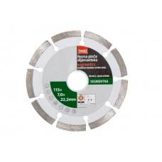 Rezna ploca dijamantska segmentna 115 mm.