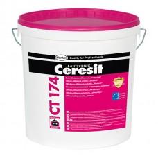 Ceresit CT 174 zaglađeni fasadni malter 2 mm.  25 kg.