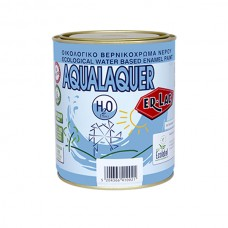 Er Lac Aqualac boja za drvo i metal bela saten 0,75 lit.