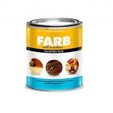 FARB lazurni premaz na uljanoj bazi mahagoni 0,7 lit.