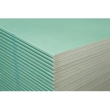 Siniat gips ploča vlagoodbojna zelena debljina 12,5 mm. 2,4 m2
