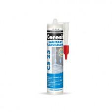 Ceresit CS 25 sanitarni silikon transparentni 280 ml.