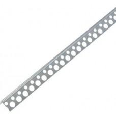 Aluminiumska ugaona lajsna Knauf 25/25/0,4 2500 mm.