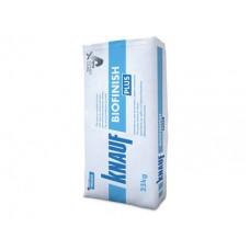 Biofinish glet masa za unutrašnje površine 25 kg.