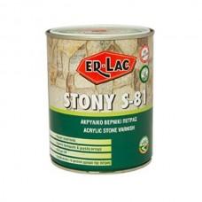 ER S-81 lak za kamen 0,75 litara