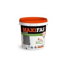 Maxifas fasadna boja crna 0,65 litara