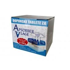 Dopunske tablete za absorber vlage
