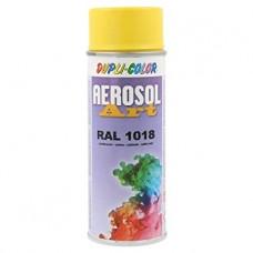 Dupli Color Sprej RAL 1018 žuti 400 ml.