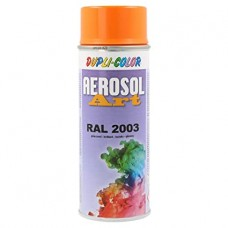 Dupli Color Sprej RAL 2003 oranž 400 ml.