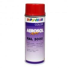 Dupli Color Sprej RAL 3000 crveni 400 ml.