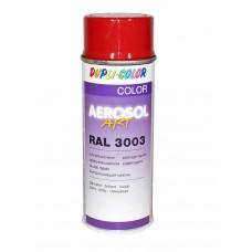 Dupli Color Sprej RAL 3003 tamno crveni 400 ml.