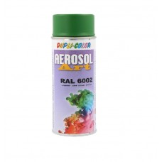 Dupli Color Sprej RAL 6002 zeleni 400 ml.