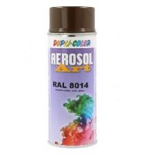 Dupli Color Sprej RAL 8014 tam.braon 400 ml.