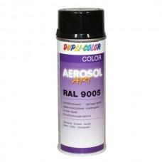 Dupli Color Sprej RAL 9005 mat 400 ml.