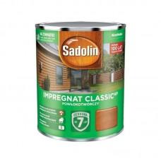 Sandolin Classic lazurni premaz 99 bela 0.75 litara