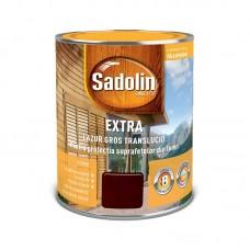 Sandolin Extra lazurni premaz sa lakom 05 ebanovina 0.75 litara