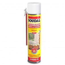 Soudal niskoekspandirajuća na cevčicu pur pena 750 ml.
