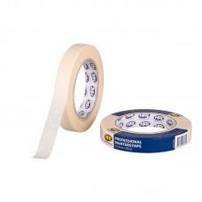 HPX Zaštitna papirna krep traka najjača do 100C krem 19mm 50 metara
