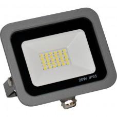 LED reflektor 20W 6500K tamno sivi (480020)