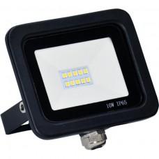 LED reflektor 10W 6500K crni Mitea (490010)