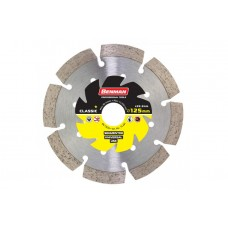 Dijamantski disk 125x2,4x10 UNI